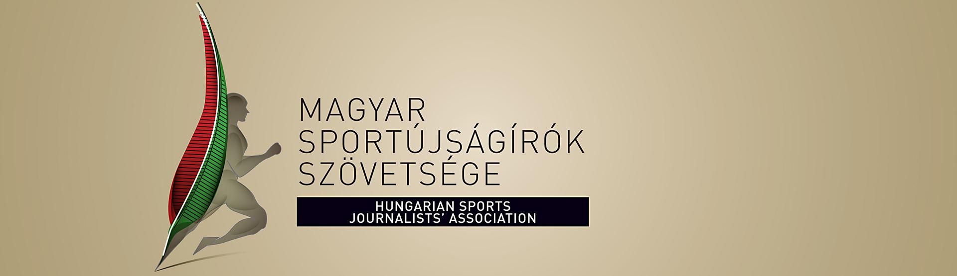 Sportújságírók logó