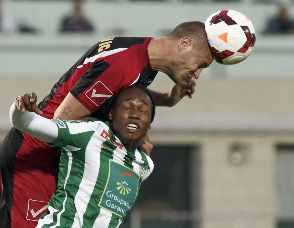 Ferencvárosi TC - Budapest Honvéd OTP Bank Liga labdarúgó-mérkőzés (1:2) xxx FTC vs. Honved OTP Bank League match