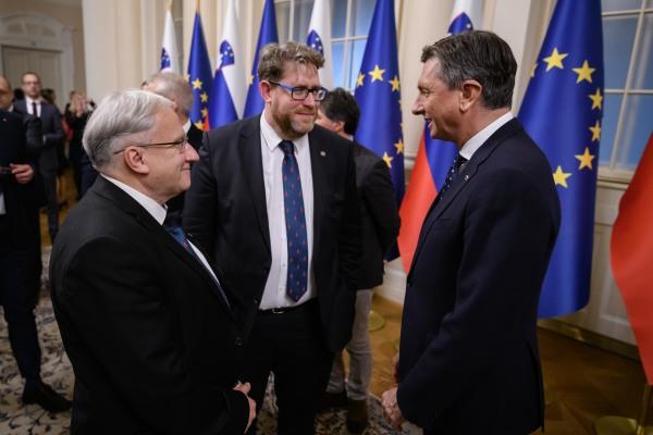 szlovén elnök